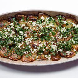 Carbone potatoes
