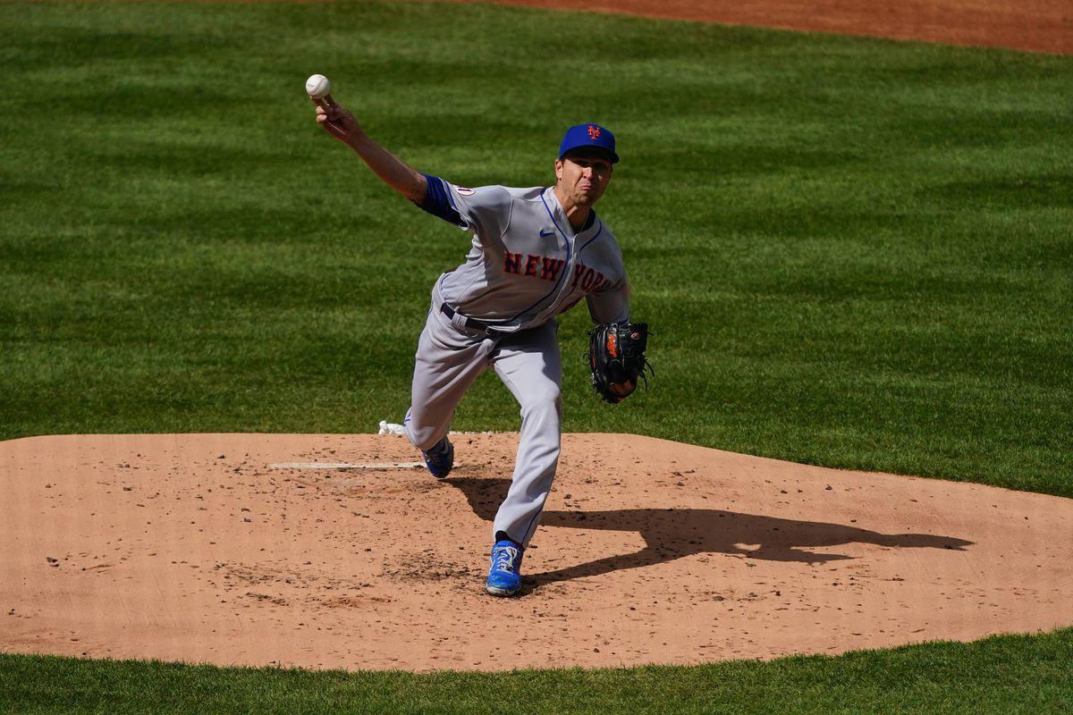 MLB: Game One-New York Mets at Colorado Rockies