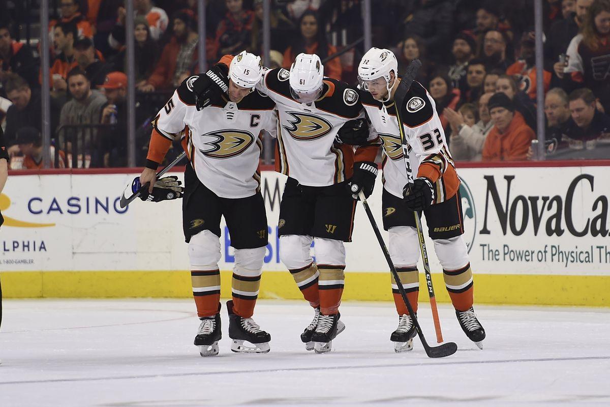 NHL: DEC 17 Ducks at Flyers
