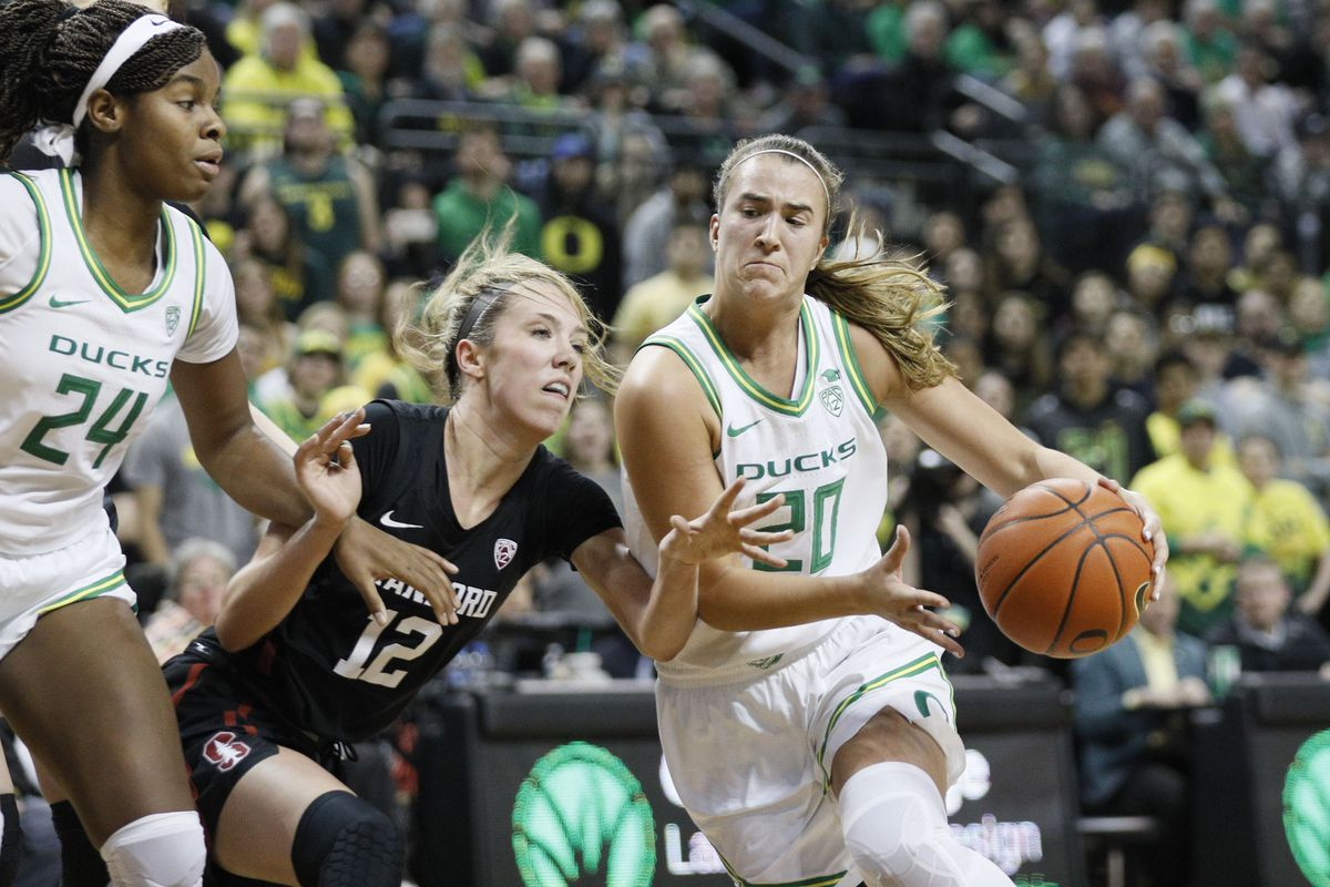 NCAA Womens Basketball: Stanford at Oregon