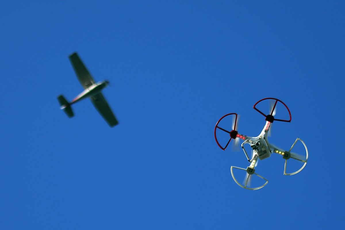 Canada passed new laws making it even harder to fly drones