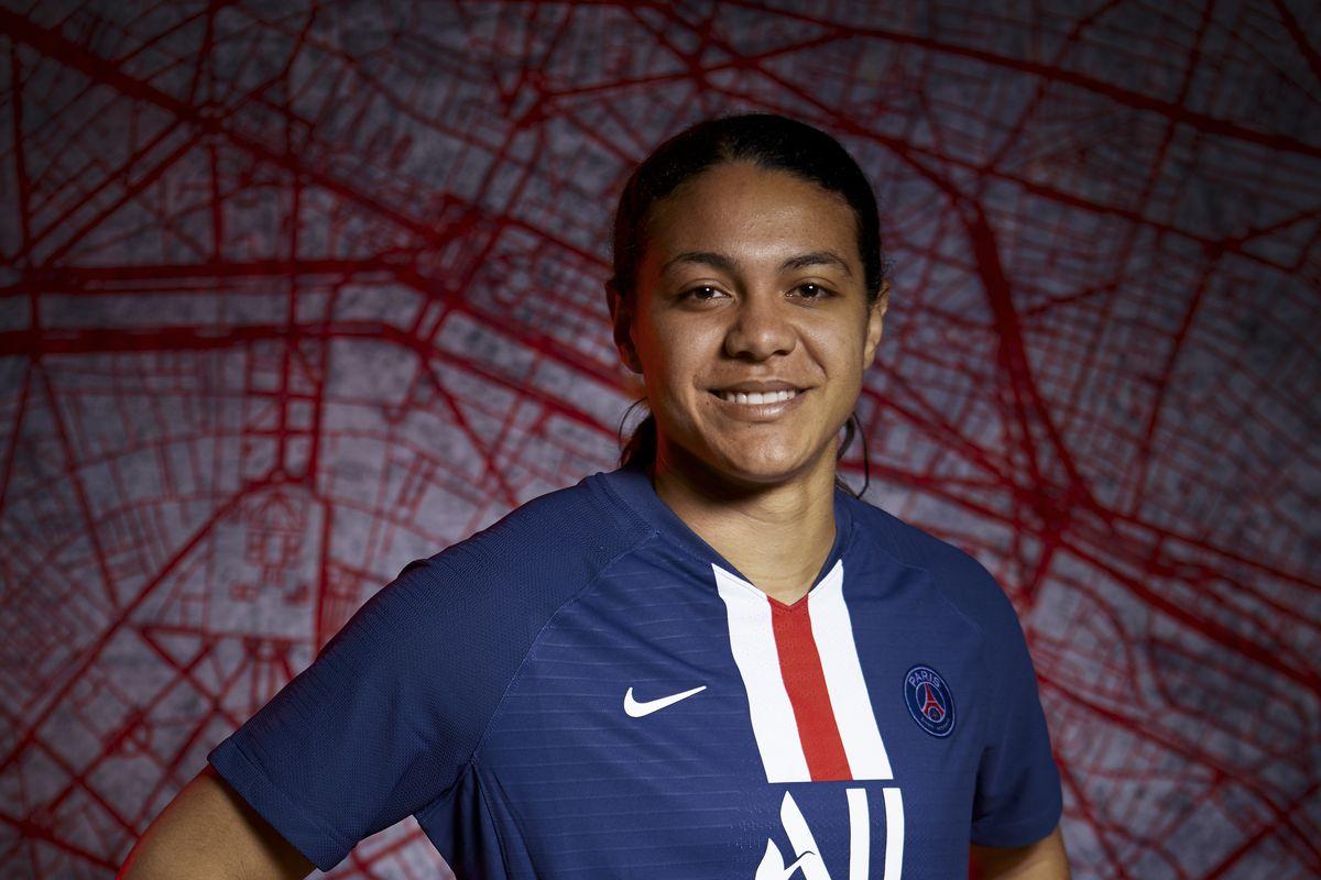 UEFA Women's Champions League Portrait Shoots: Paris Saint-Germain