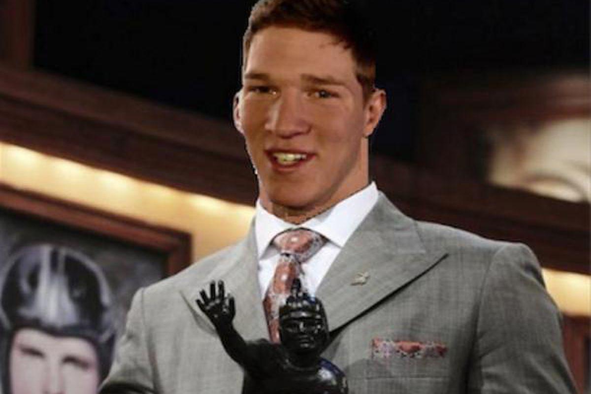 Syracuse Football: You Get a Heisman & You Get a Heisman    - Troy