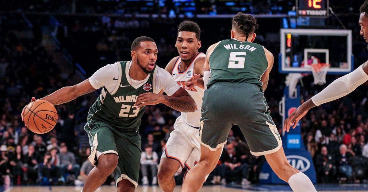 Bucks Vs Knicks Game Thread Brew Hoop