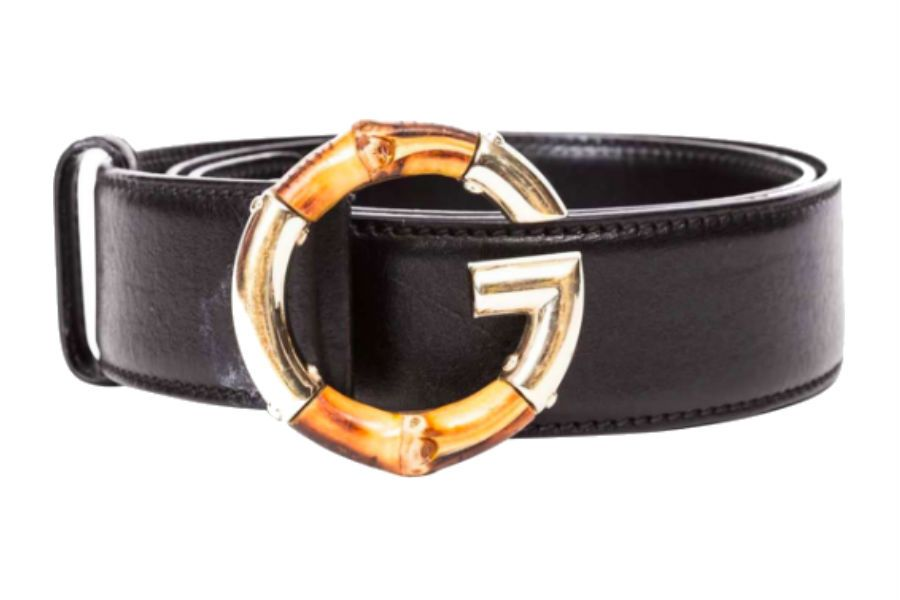 Gucci Belt Transparent Background