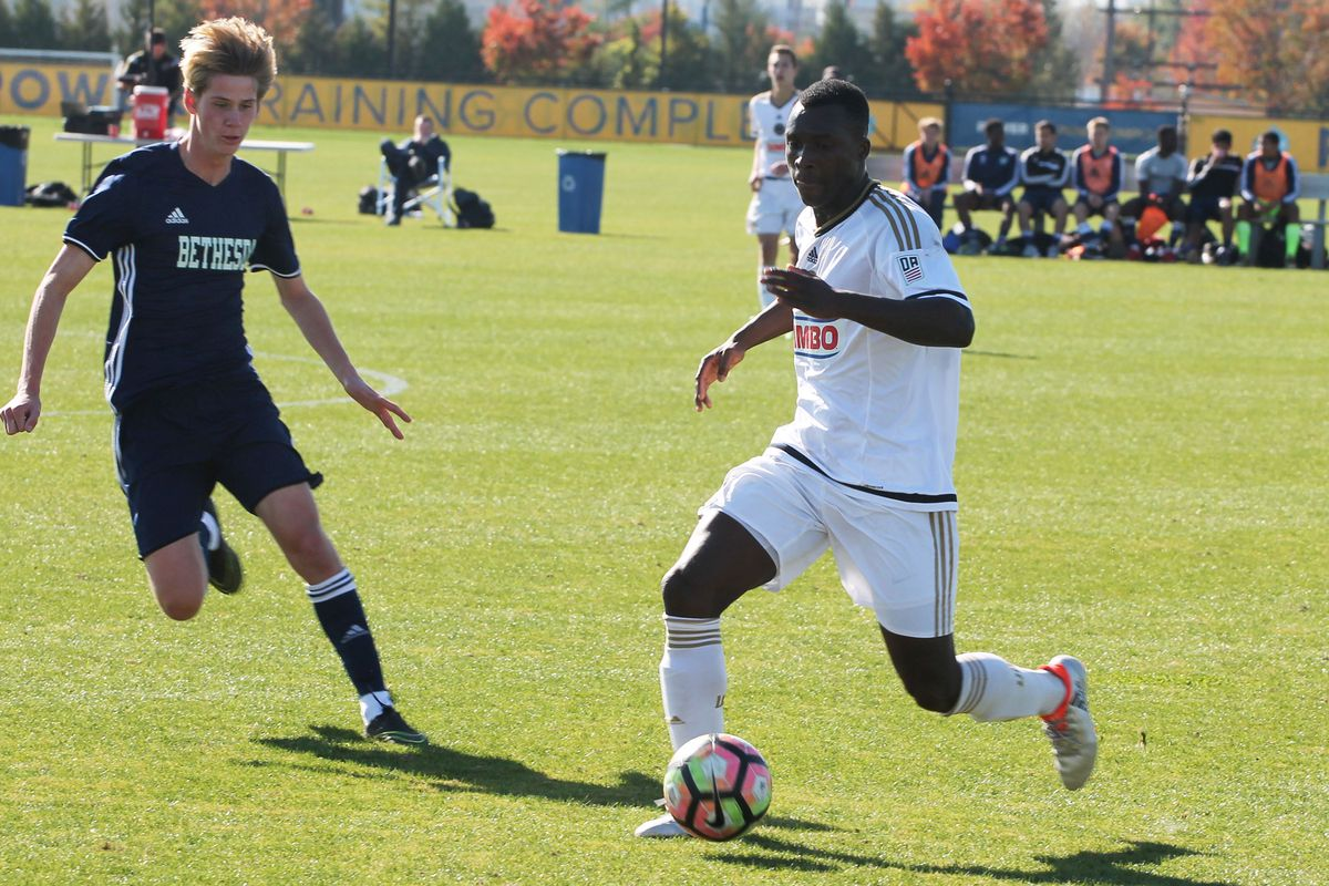 Photo Gallery: Union U18s vs Bethesda Olney