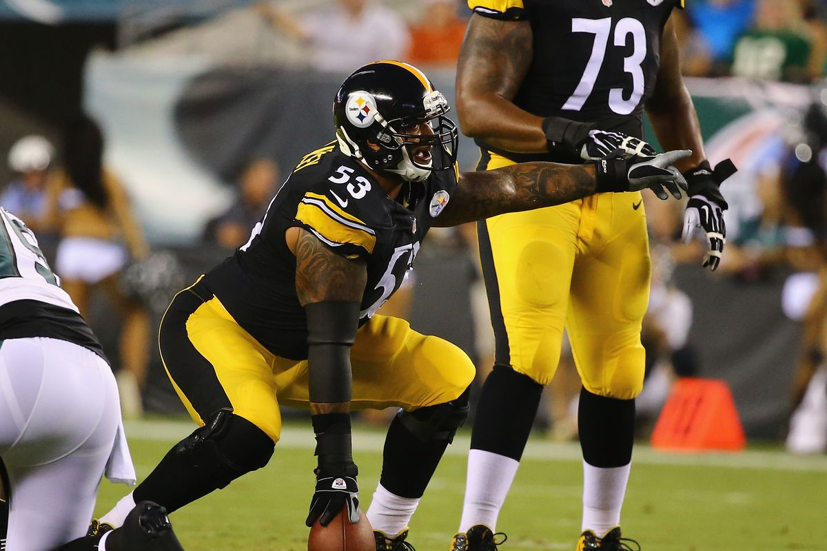 Steelers center Maurkice Pouncey set to begin trial for 2014