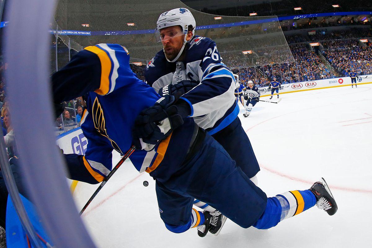 Winnipeg Jets v St Louis Blues - Game Three
