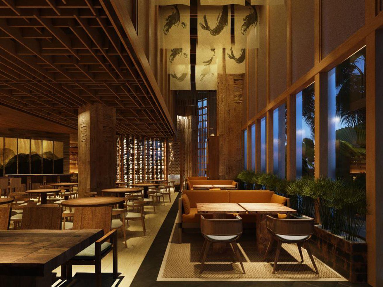 Osaka renderings