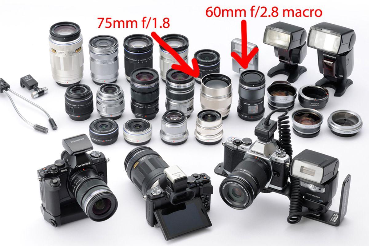 """via <a href=""""http://i1266.photobucket.com/albums/jj524/picrumors/om-dlenses.jpg"""">i1266.photobucket.com</a>"""
