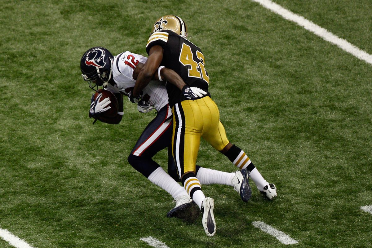 New Orleans Saints 2012 Undrafted Free Agent Tracker Canal