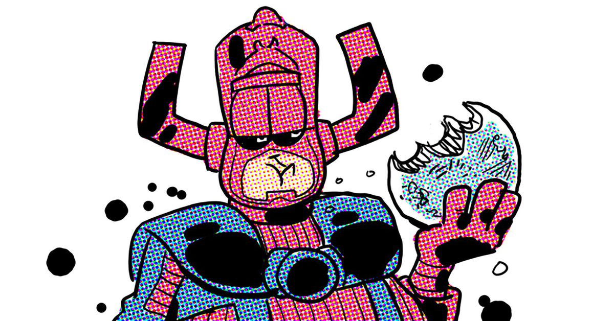Garfield?s Jim Davis is writing Marvel?s Galactus in Squirrel Girl
