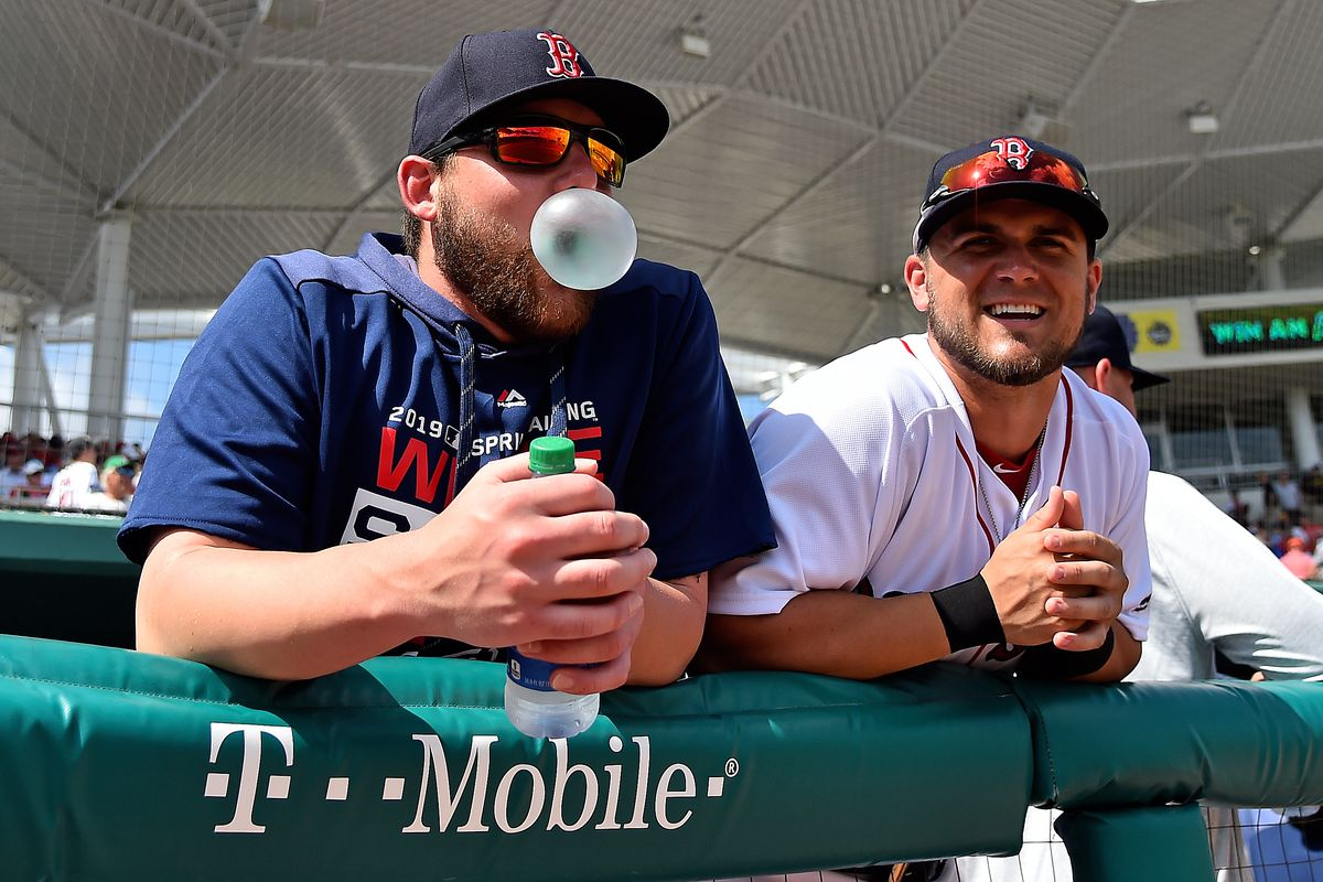 MLB: Spring Training-Minnesota Twins at Boston Red Sox