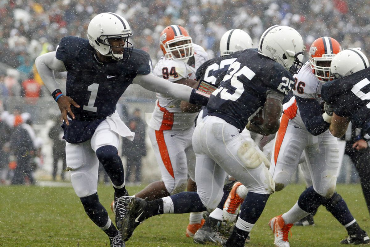 The 2012 Penn State football exodus: Where are they now