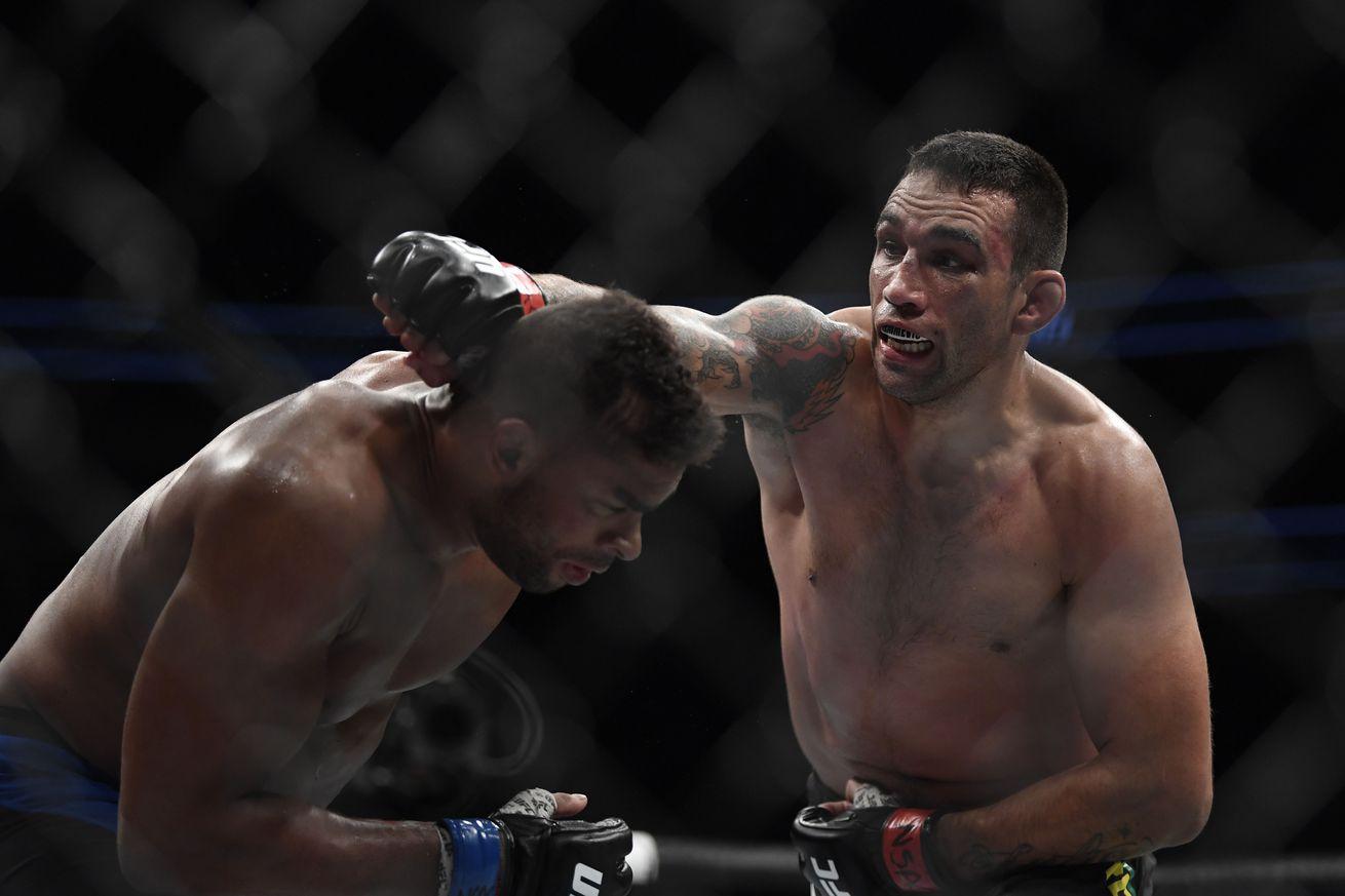 UFC 213 results from last night: Alistair Overeem vs Fabricio Werdum 3 fight recap