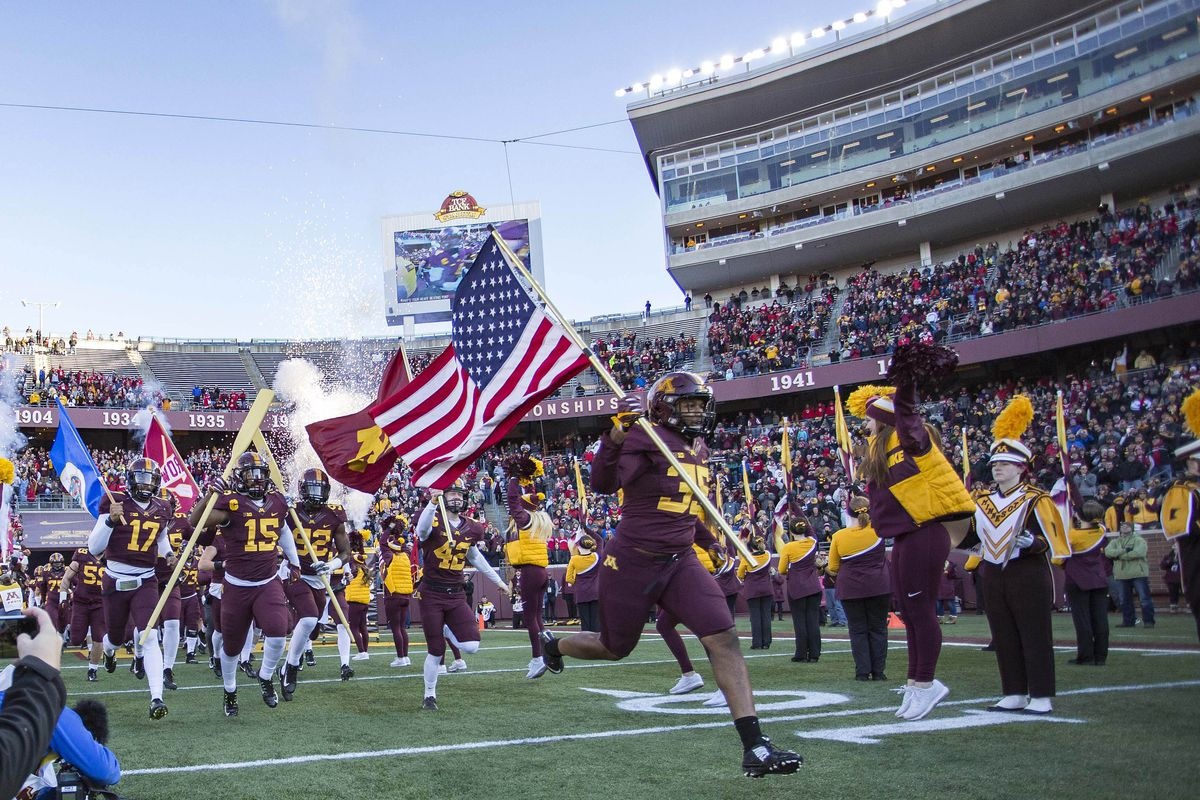 minnesota gopher football recruiting official visitors in early june