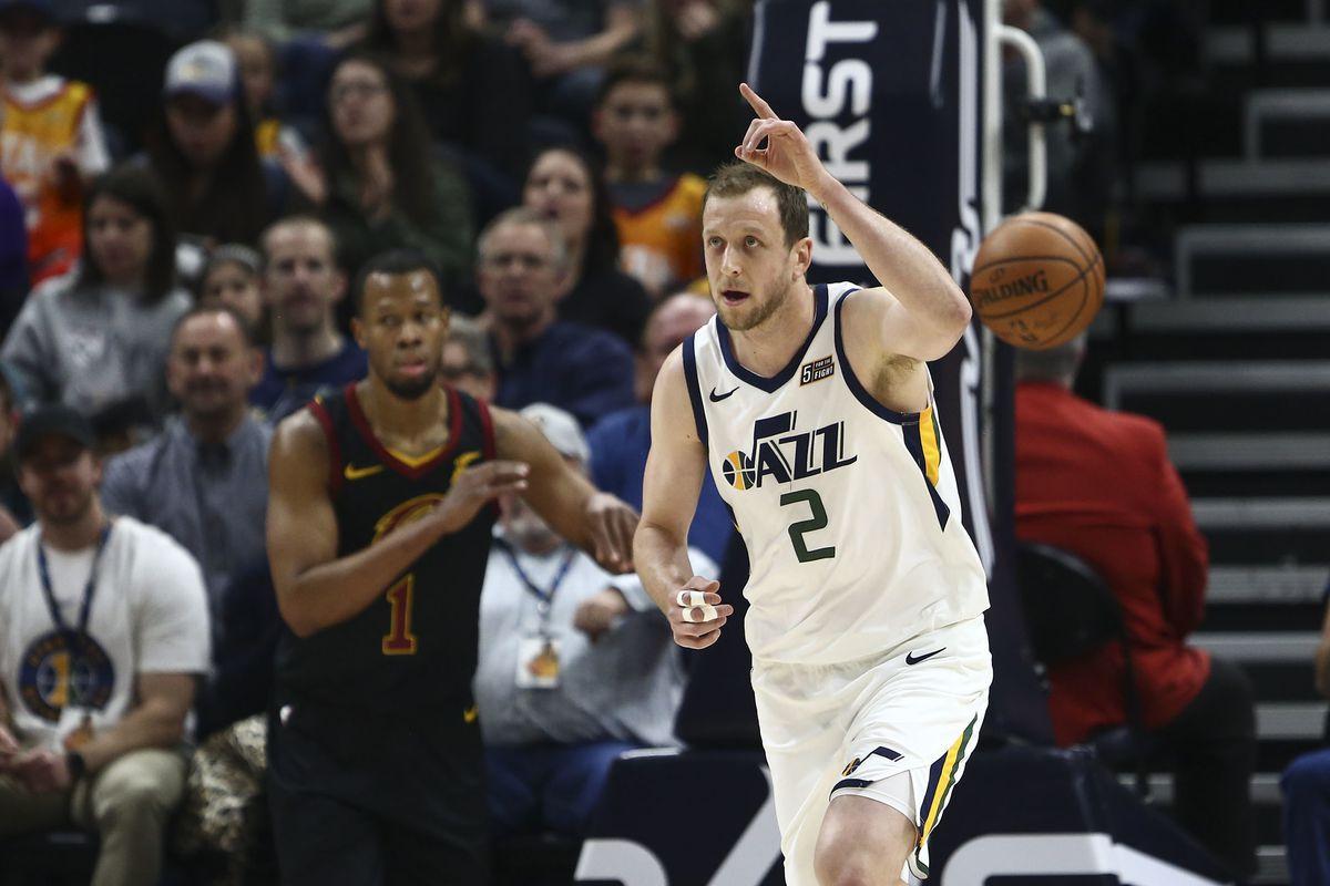 low priced dd69b 9717d Utah Jazz's Joe Ingles has no interest in NBA All-Star ...