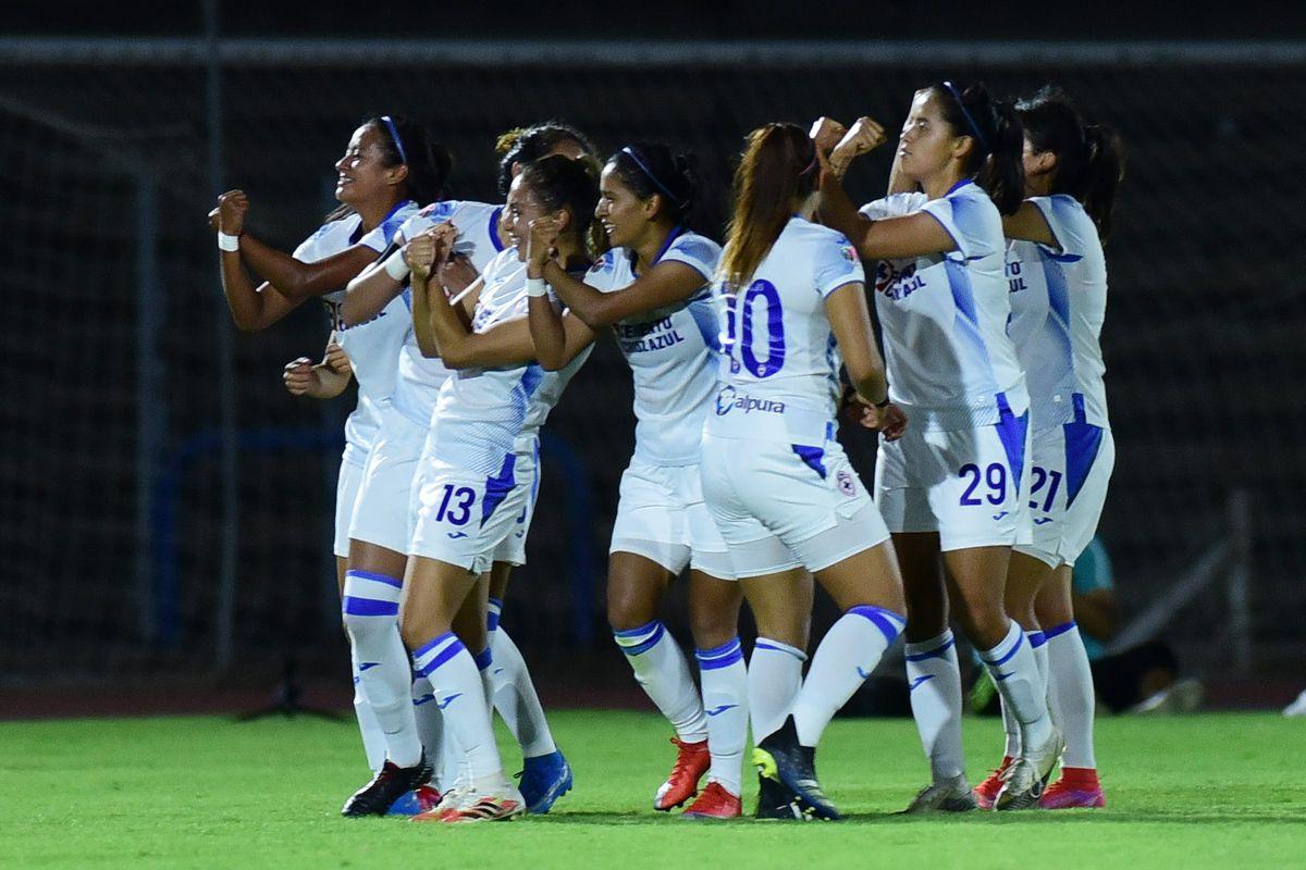 Juarez v Cruz Azul - Torneo Apertura 2021 Liga MX Femenil
