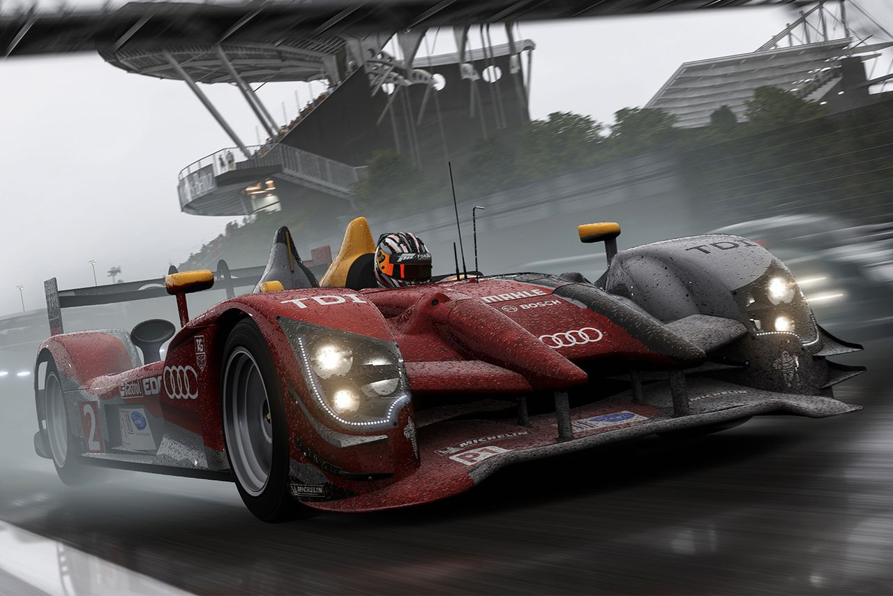 Forza Motorsport 6 Review The Verge