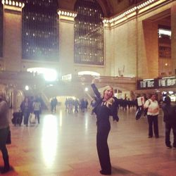 The end! This Mama is going home! Grand Central never gets old.