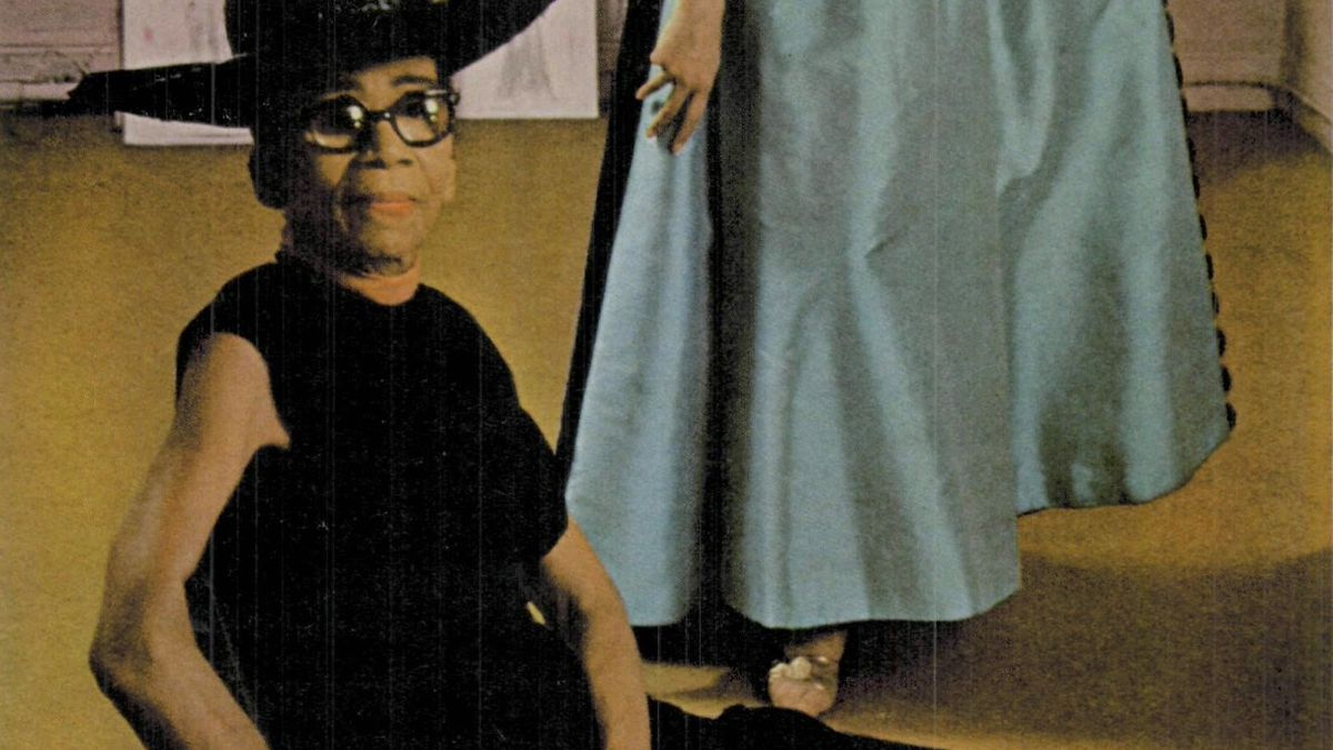 How A Little Known Black Pioneer Changed Fashion Forever Racked
