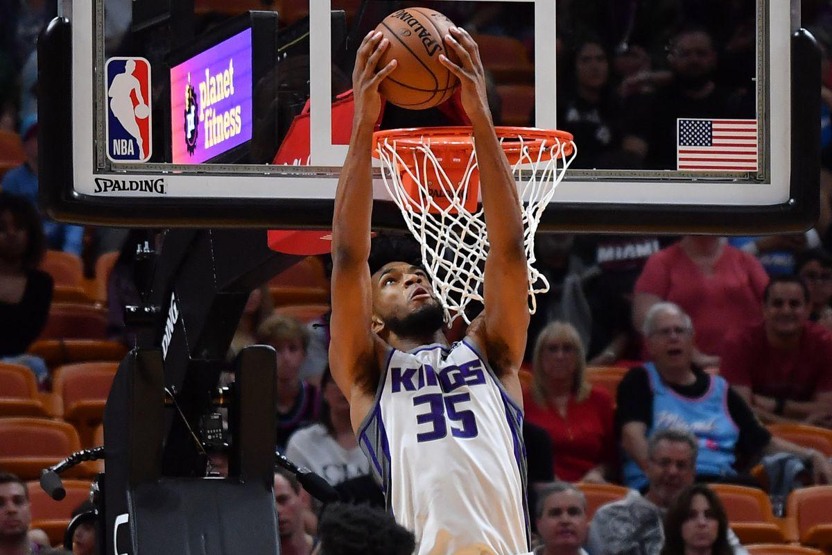 NBA: Sacramento Kings at Miami Heat