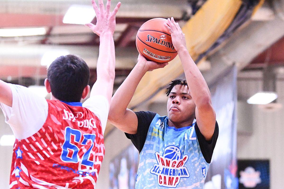 HIGH SCHOOL BASKETBALL: JUN 08 Pangos All-American Camp