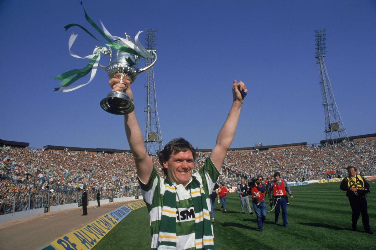 Roy Aitken of Celtic