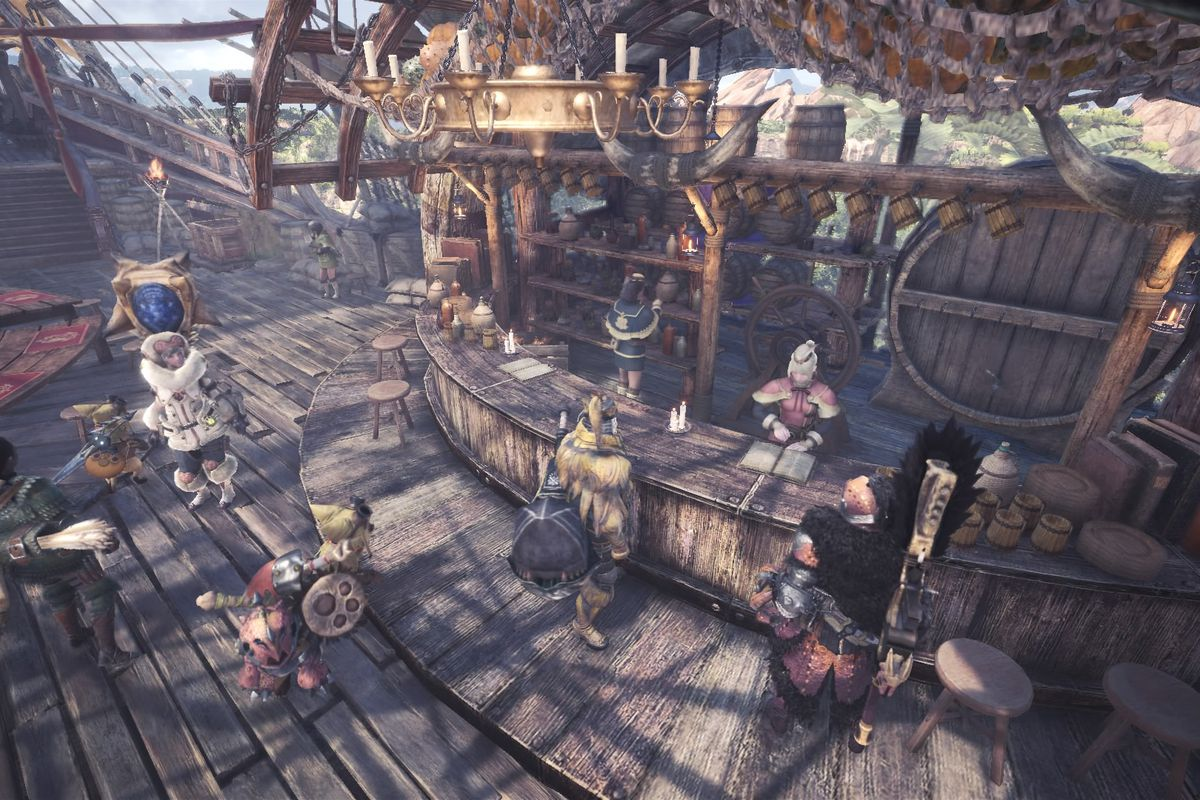 Monster Hunter World Guide Three Ways To Manipulate The System And