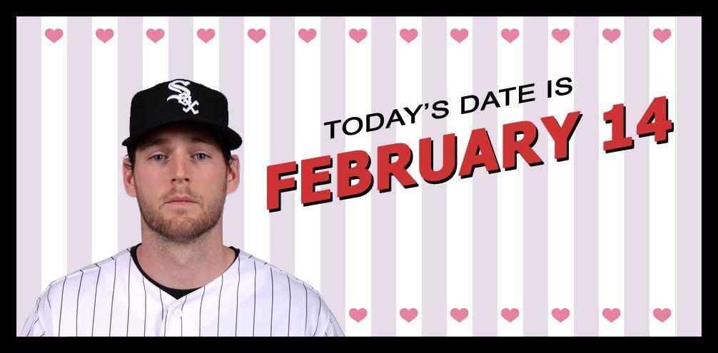 Conor Valentine's Day Card February 14