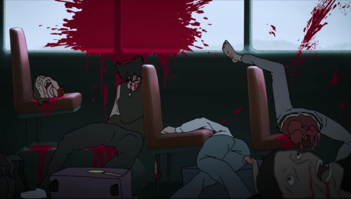 Anime Death Gif Devilman Crybaby is Ne...