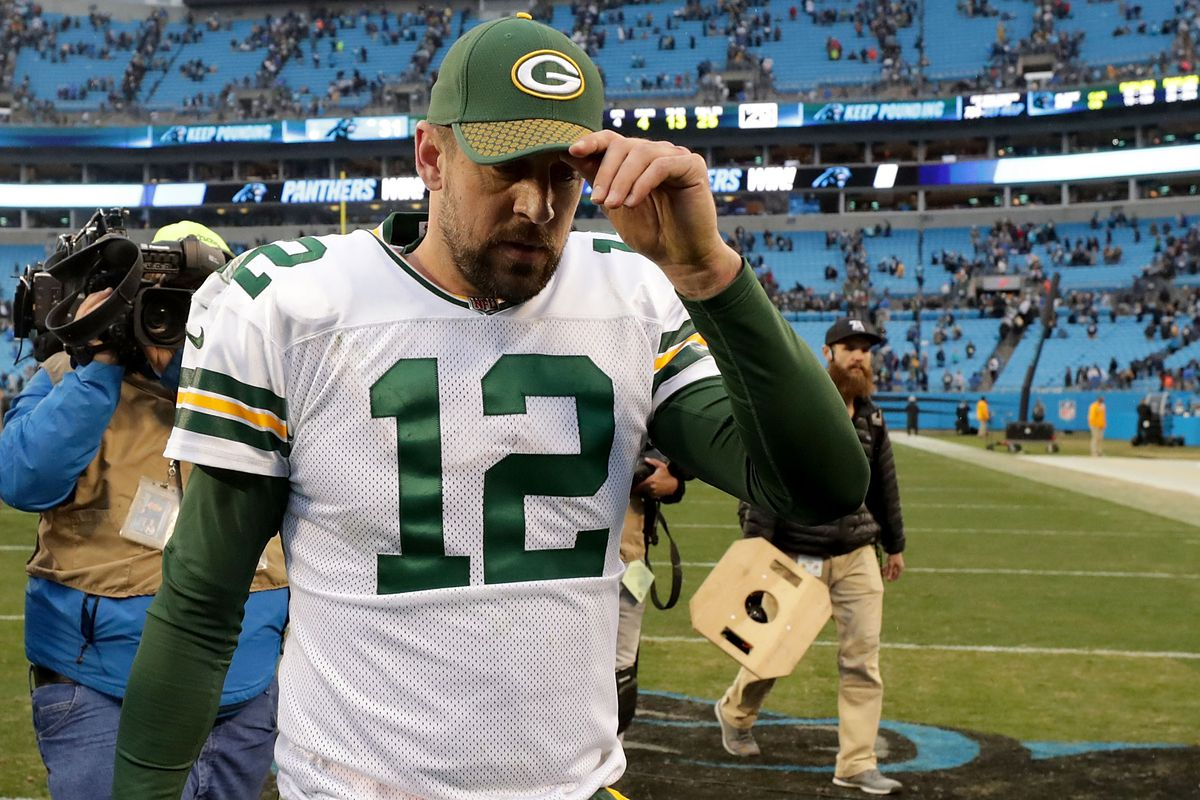 Packers Qb Aaron Rodgers Reportedly Frustrated With Management As Negotiations Loom Pride Of Detroit