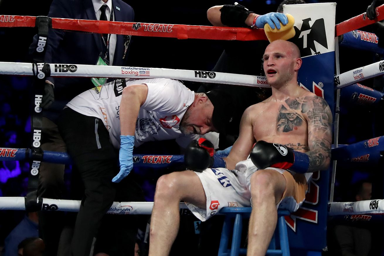 952846996.jpg.0 - Sulecki back in running for June fight with Andrade