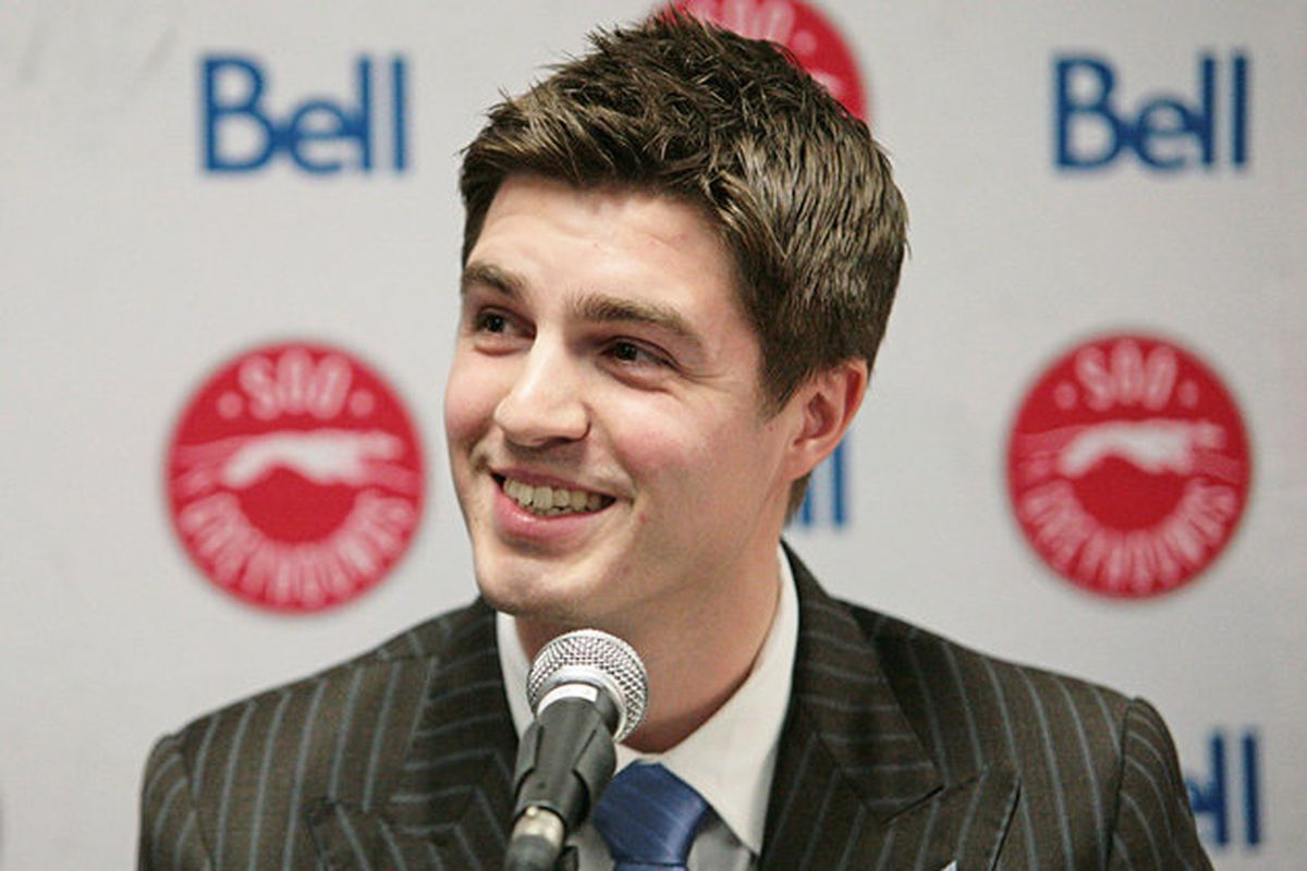 """Hockey's newest """"whiz kid"""", or new """"hottest GM""""?  YOU DECIDE"""