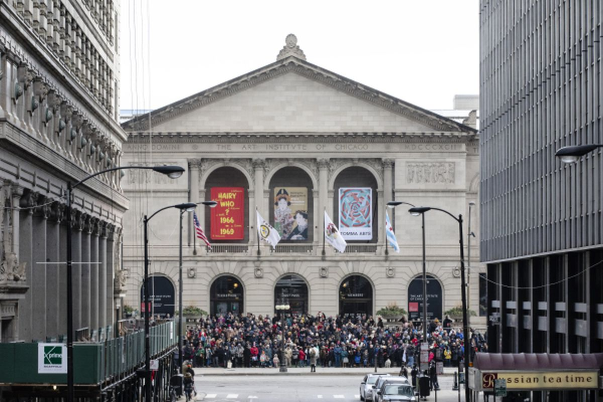 The Art Institute shown on Dec. 8, 2018. | Provided by the Art Institute of Chicago