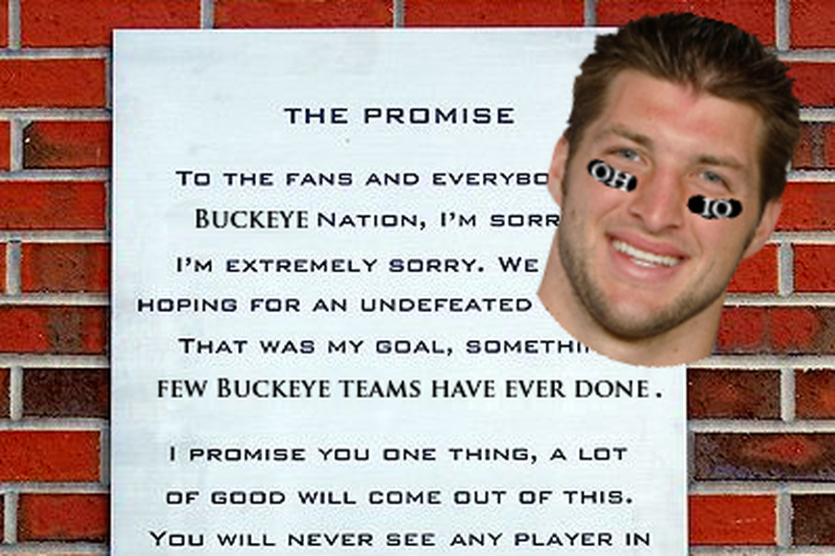 He could have been ours, Buckeye Nation.