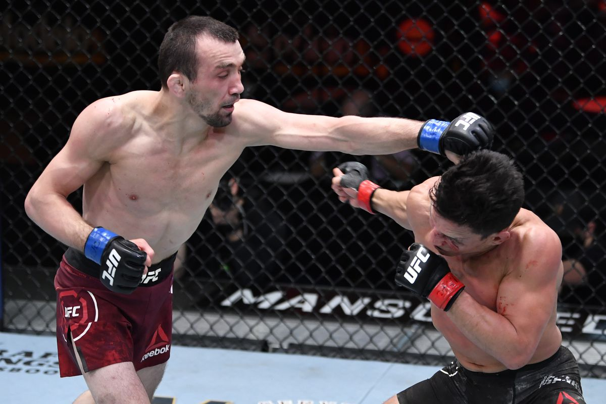 UFC 259: Benavidez v Askarov