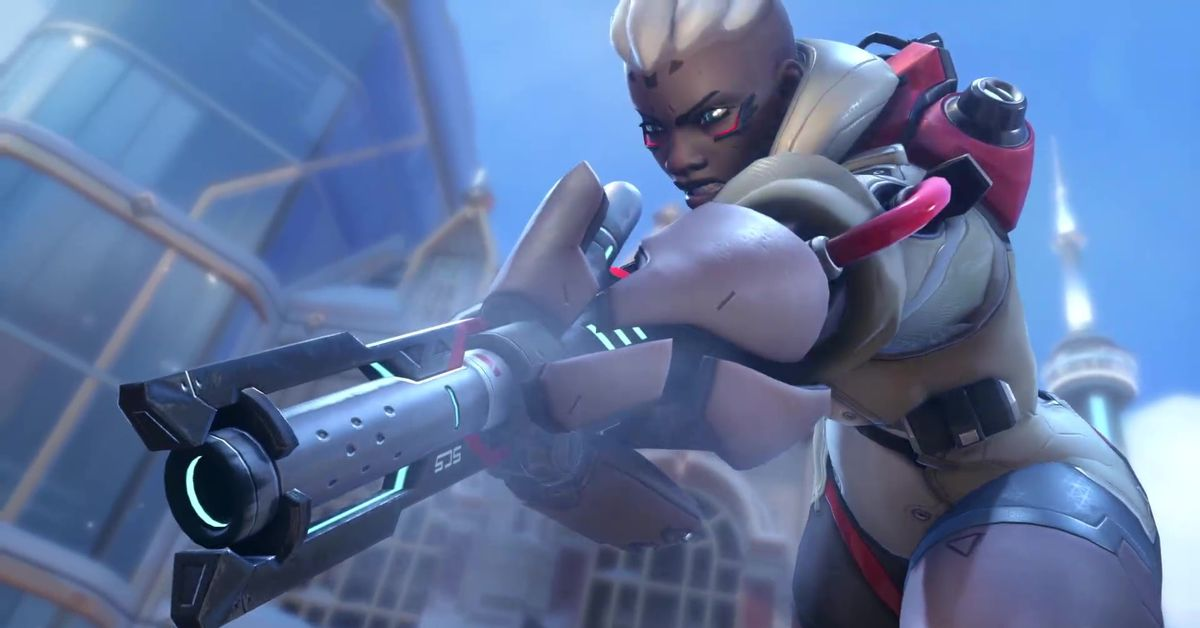 Sojourn is officially coming to Overwatch 2 as a new hero - Polygon