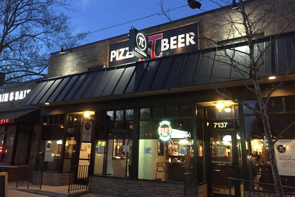 Shrinking Chain Pi Pizzeria Is Closing In Bethesda Eater Dc