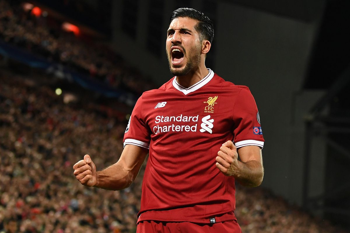 Reports Emre Can To Undergo Juventus Medicals Later This Week Black White Read All Over