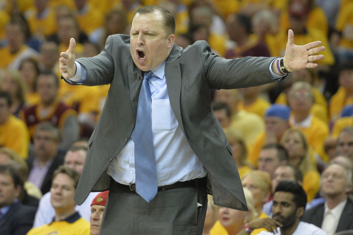 Tom Thibodeau Hired As Timberwolves Head Coach And President Of
