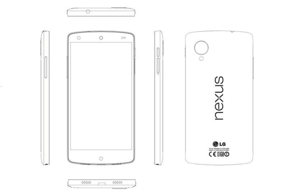 nexus 5 (android police)