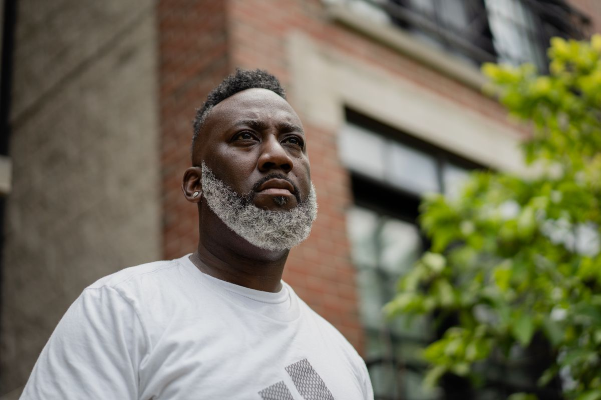 Laurentio Howard, whose daughter was dragged down two flights of stairs by Chicago police officers stationed within Marshall Metropolitan High School in January 2019, reflects after a failed effort by aldermen to bring an ordinance before the City Council ending police in schools. That debate has reignited nationally after George Floyd's killing.