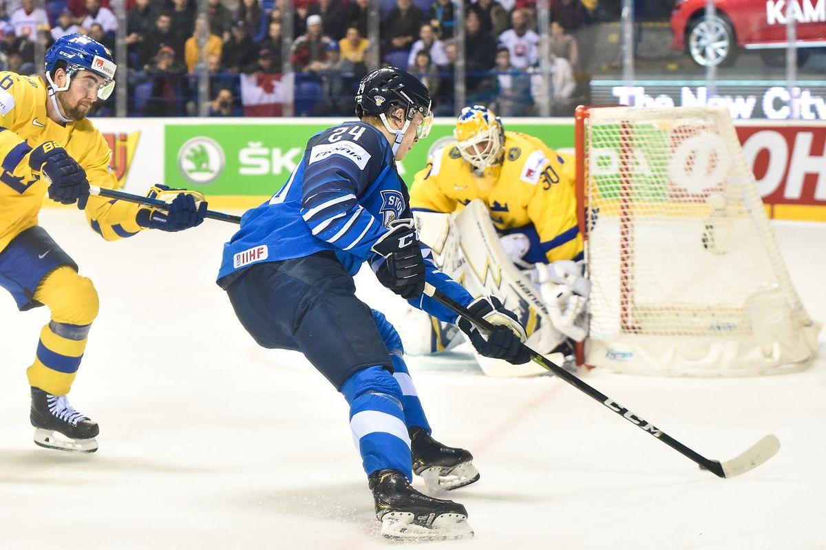Finland v Sweden: Quarter Final - 2019 IIHF Ice Hockey World Championship Slovakia