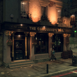 The Concubine's Wail drink location