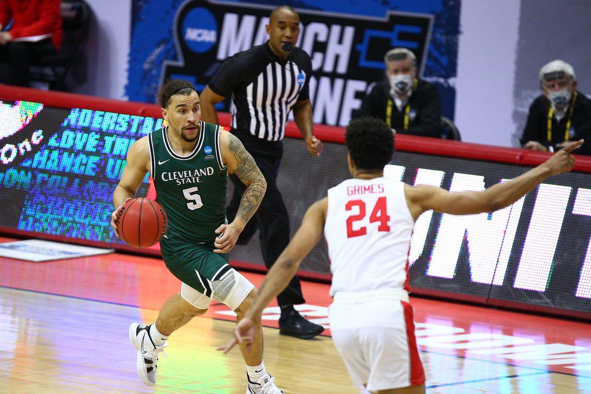 NCAA Basketball: NCAA Tournament-Cleveland State at Houston