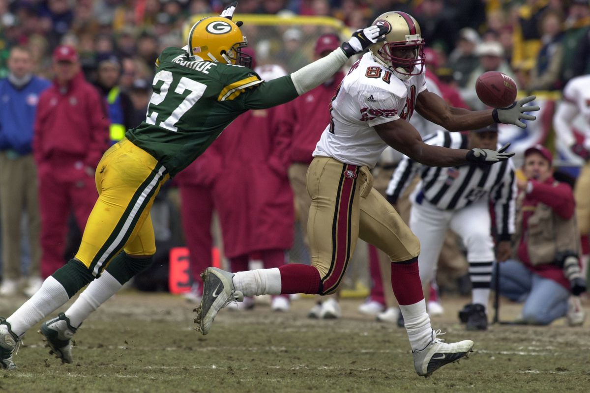 49ers v Packers X
