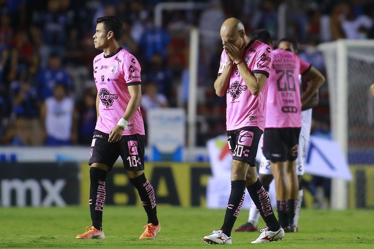 Queretaro v Club Tijuana - Torneo Apertura 2021 Liga MX