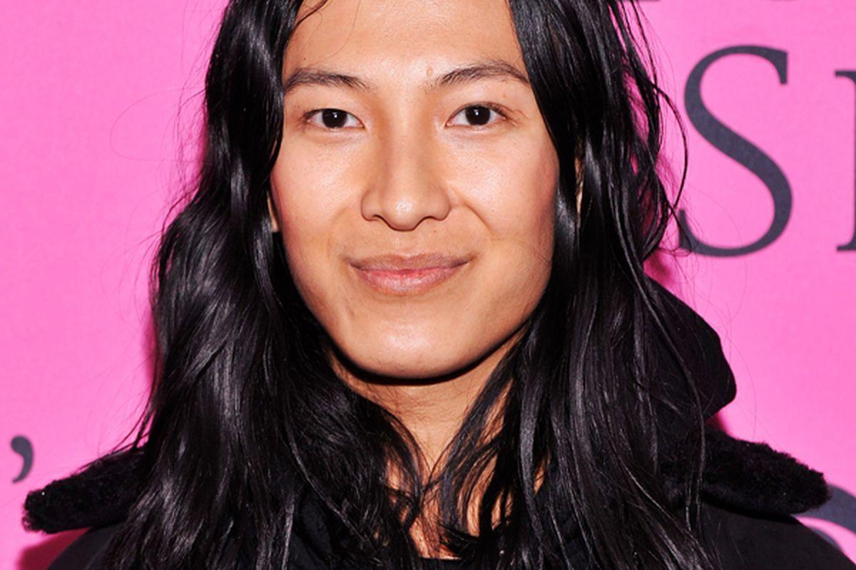 Alexander Wang. Photo via Getty