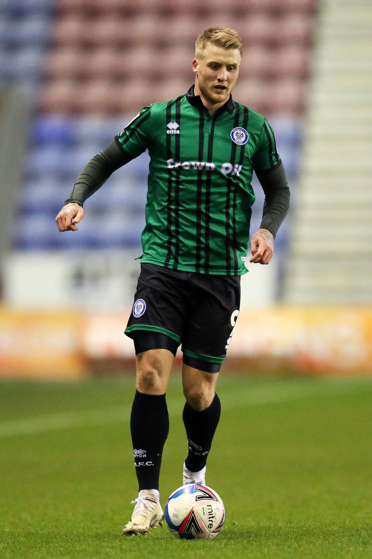 Wigan Athletic v Rochdale - Sky Bet League One